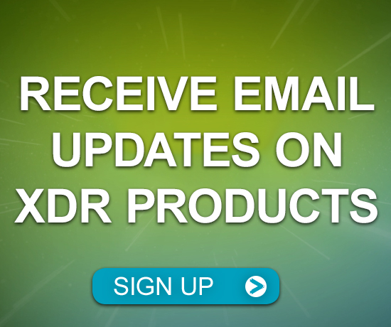 Receive Emails about XDR