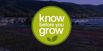 """Know Before You Grow"" Syngenta Flowers Launches Collaborative Technical Webinar Platform"