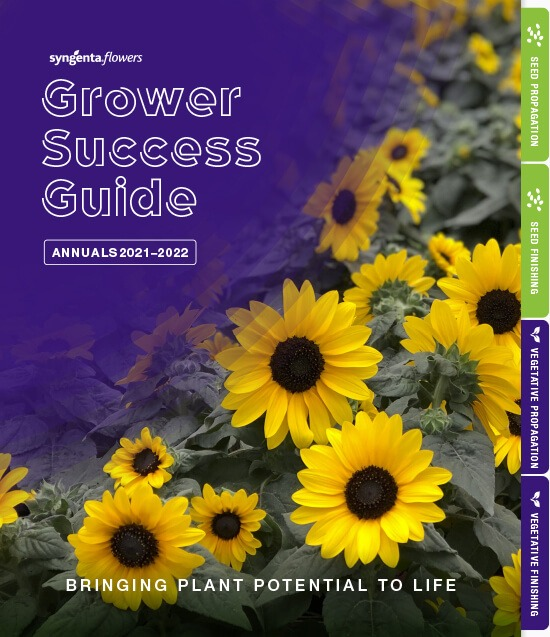 2021-2022 Annuals Grower Success Guide