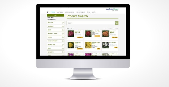 Syngenta Flowers Product Search
